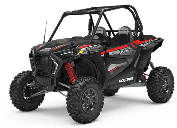 Rzr XP® 1000 Ride Command Edition