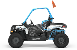 AGE 10+ Polaris ACE™ 150 EFI