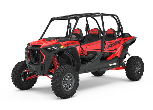 Rzr® XP 4 Turbo