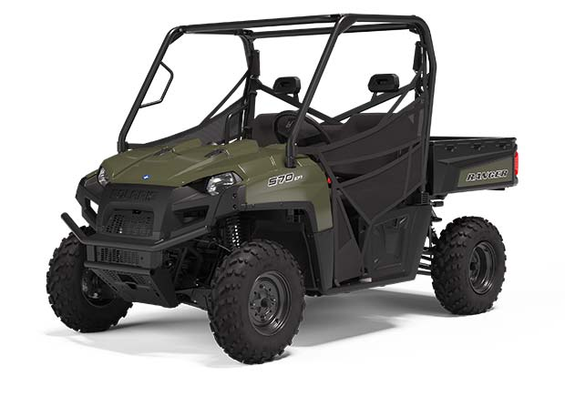 Ranger 570 Full-Size Green