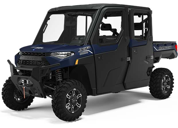 Ranger Crew XP 1000 NorthStar Edition Blue