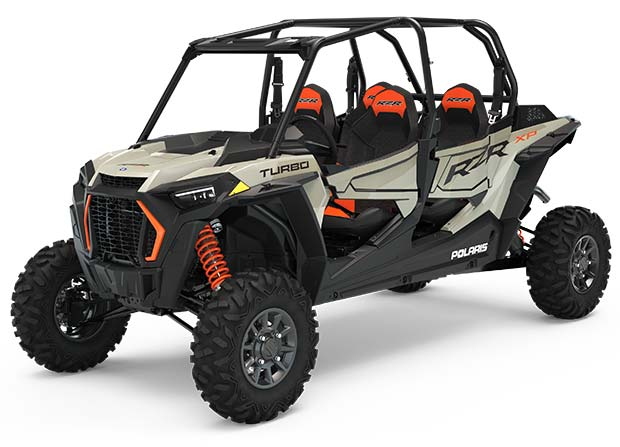 RZR XP® 4 Turbo Sand