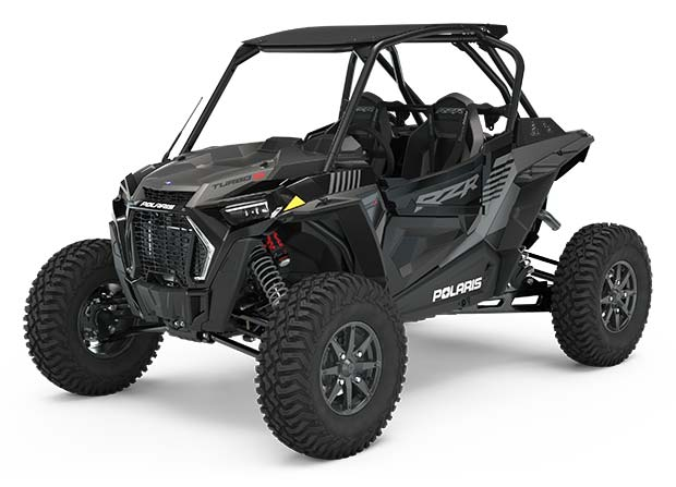 RZR XP® TURBO S Onyx Black